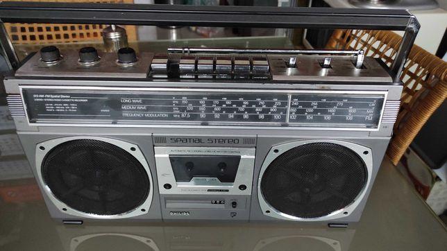 Radiomagnetofon PHILIPS U600 vintage