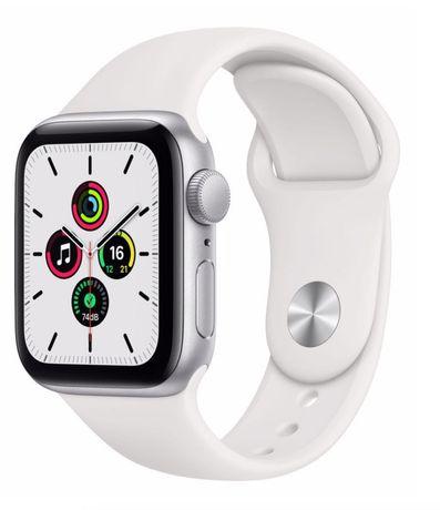 Годинник Apple Watch SE 44mm  Silver  (MYDQ2) /Гарантія/Обмін