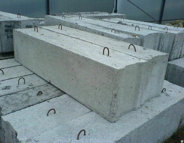 Блоки ФБС/Фундаментні блоки