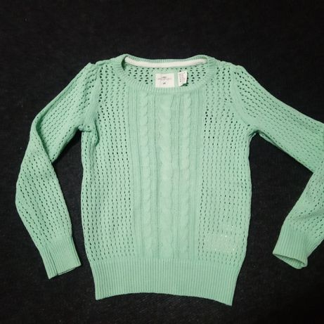 Sweterek H&M 122-128 cm