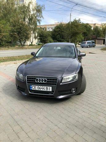 Audi A5 Sport back