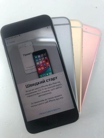 Apple iPhone 6S Gray/Rose/Rose Gold донор iCLoud lock айфон 6S ідеал