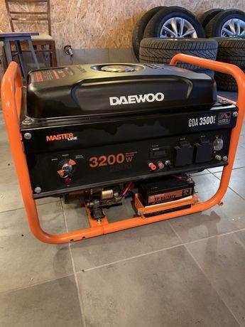 Електростанция генератор Daewoo GDA 3500 DFE
