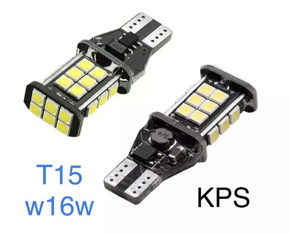 Led T15 w16w 100% canbus
