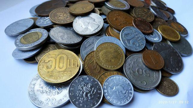 Продам різні монети