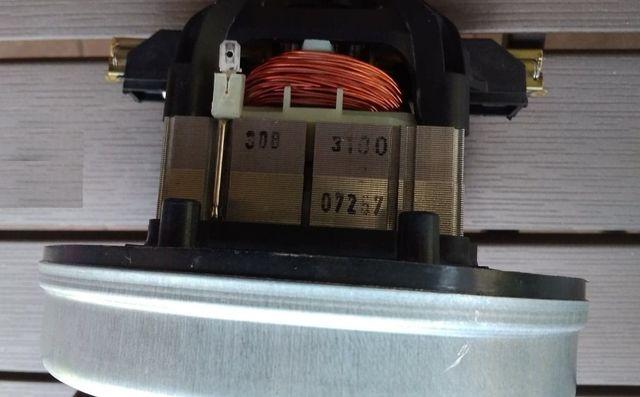 ZELMER Meteor2 Silnik z Turbiną 1600W (1450W) SZCZOTKI ISKRZĄ