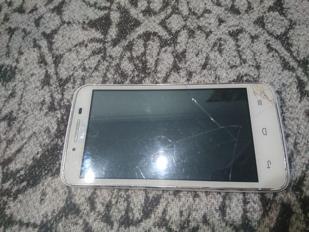 Huawei Y511 (не рабочий) без аккумулятора и задней крышки!