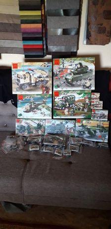 Лего набори,воени, військові,спецназ,для дітей,конструктор. В зборі.