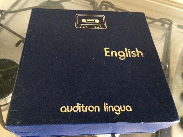 Cassetes de Inglês
