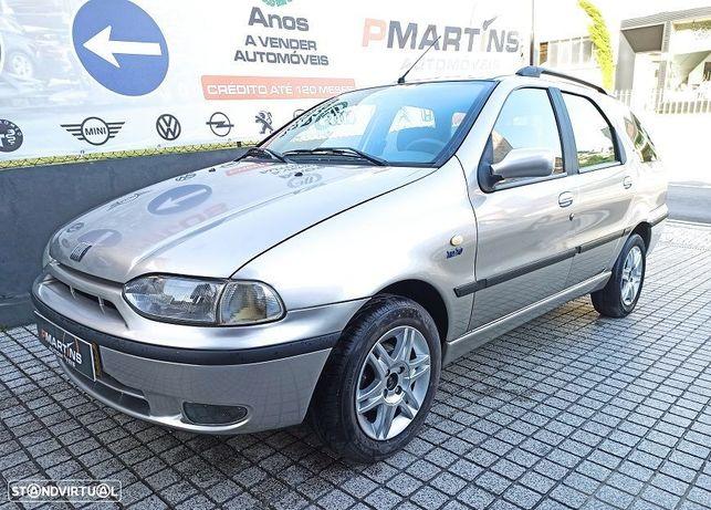 Fiat Palio Weekend TD 70
