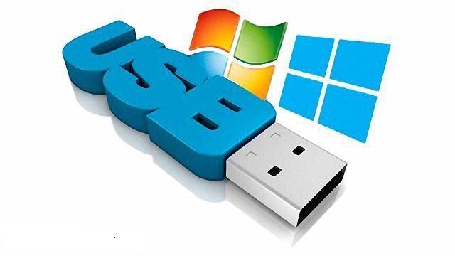 Загрузочная флешка 32GB 3.0 с Windows 10, 8, 7, XP,Linux, Mac Os