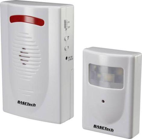 Basetech Detektor wtargnięcia z LED
