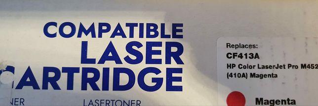 Toner zamiennik HP CF413A (410a) magenta