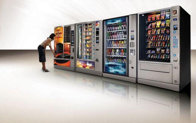 Colocação Gratuita de Máquinas de Vending com Rentabilidade - Aveiro
