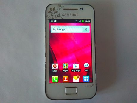 Samsung Galaxy Ace La Fleur GT- S5830I 3G Android