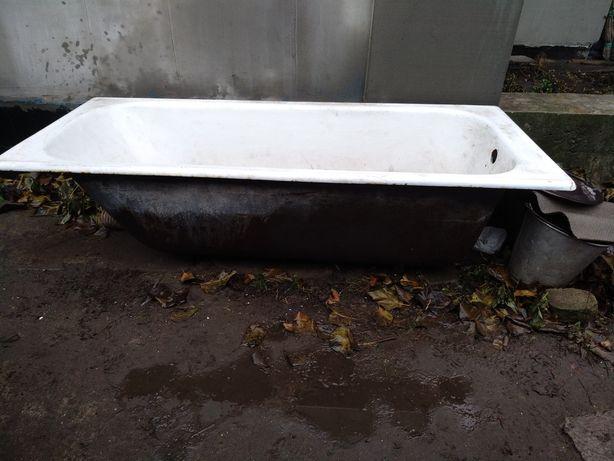 Ванна чугунная без торга!