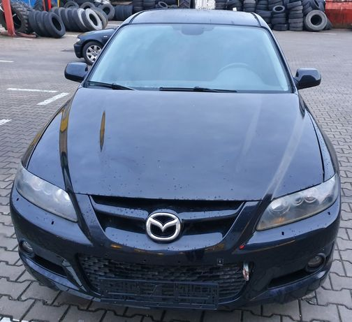 Mazda Speed 6 2.3T (MPS)