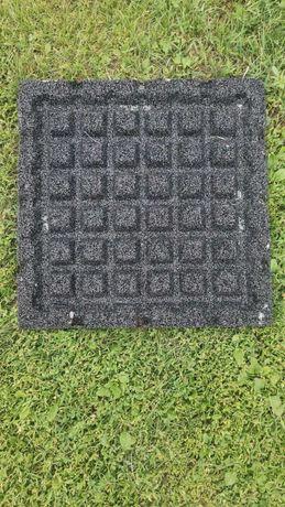 Форма для резиновой плитки. Резиновая плитка