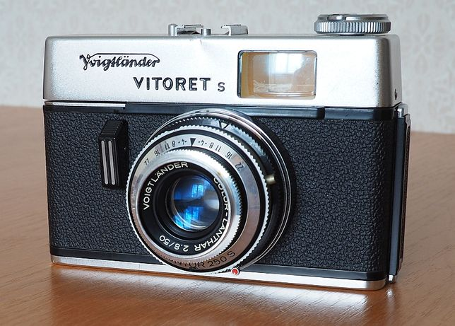 Для коллекции фотоаппарат Voigtländer