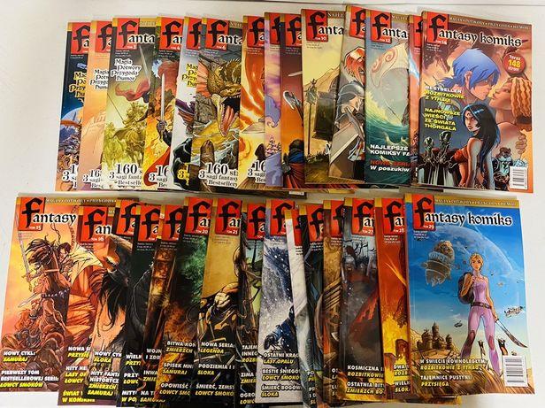 Fantasy komiks 1-29
