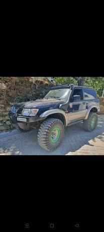 Nissan Patrol Y61 GR