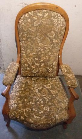 Fotel Ludwik do renowacji