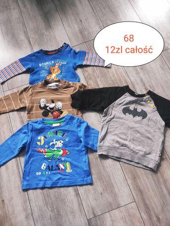 Bluzeczki bluza Batman 68-74
