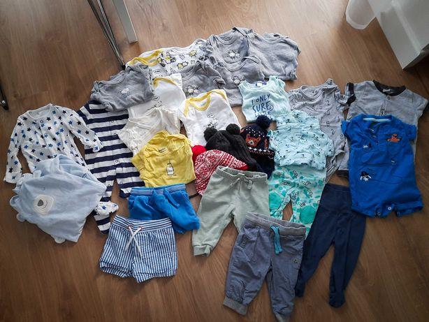 Ubrania dziecięce 68