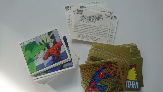 Naklejki Panini, album Spider-man Kolekcjoner, Spiderman