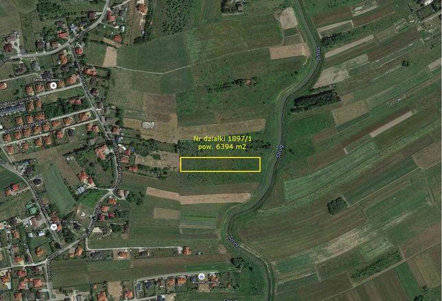 Działka 64 Ar - Rzeszów, ul. Makuszyńskiego (Biała)