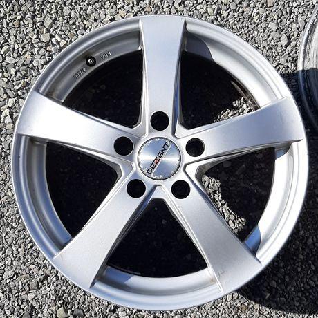 "Felgi aluminiowe 5x120 17"" DEZENT et 35 BMW INSIGNIA VW T5 T6"
