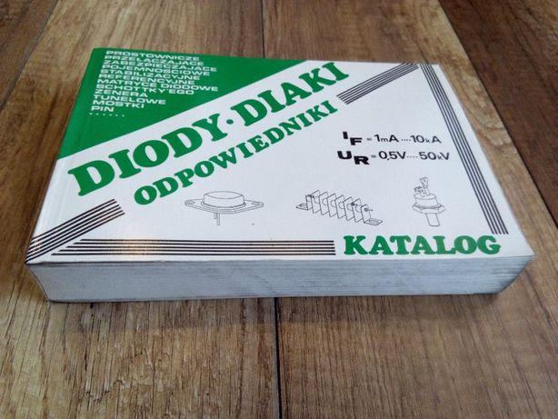 Diody, Diaki, Odpowiedniki Katalog zawiera ok. 25000 haseł Lewandowski