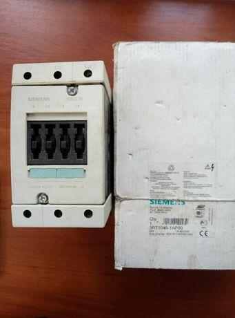 Контактор модульный Siemens Sirius 3RT1046-1AP00