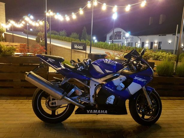 Tłumik Yamaha r6 (or)
