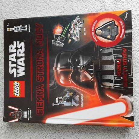 Książką-LEGO Star Wars