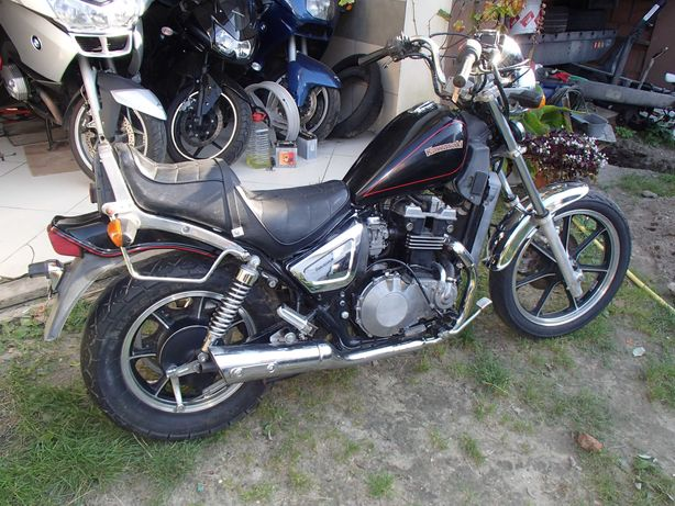 Kawasaki LTD 450 tylko 38tys