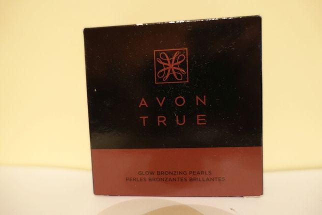 Avon - perełki brązujące
