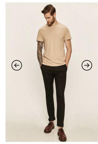 Levis джинсы черные брюки-чино.