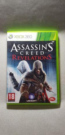 Assassin's Creed Revelations PL na Xbox 360