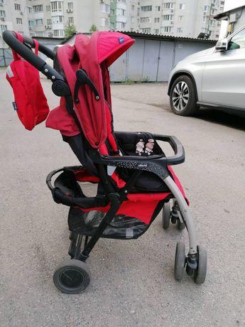 Chicco simplycity коляска прогулочная