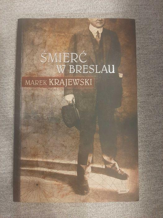 Śmierć w Breslau Marek Krajewski Wodzisław Śląski - image 1