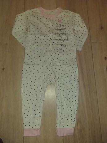Piżamka Endo rozmiar 86