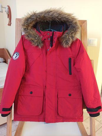 Куртка зимняя Matalan 8 лет р. 122 - 128 на мальчика