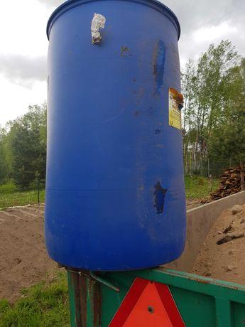 Beczka po oleju 210L