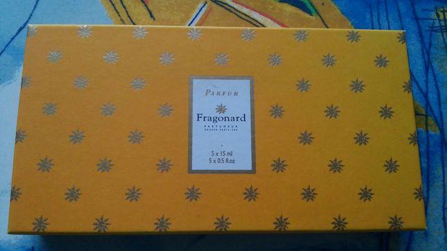 Fragonard parfum упаковка