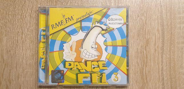 Dance FM 3_DJ Jędrych Przedstawia_Płyta CD_Oryginał (hologram)