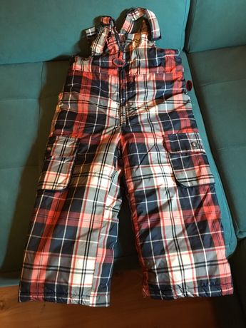 Spodnie ocieplane Coccodrillo 98 idealne
