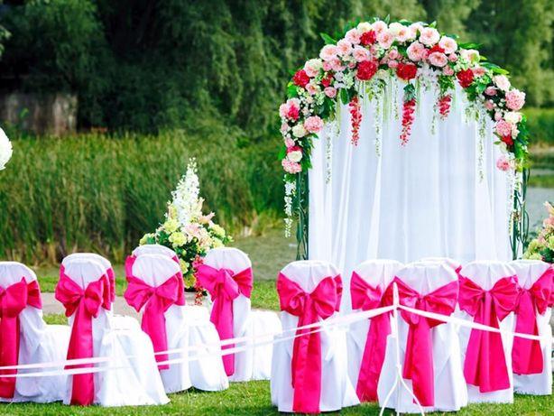 Выездная церемония «Под ключ» = 3000,00 грн.Свадебная арка.Оформление