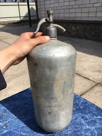 Продам сифон для газированной воды идеал СССР