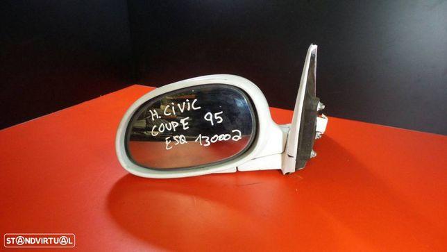 Espelho Retrovisor Esquerdo Honda Civic V Coupé (Ej)